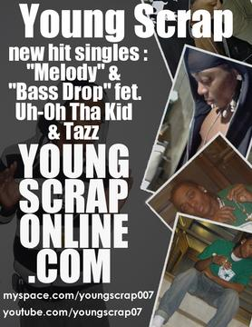 get funky on'em, by young scrap on OurStage