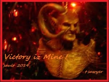 VicTorY iZ miNe **, by SAULT on OurStage