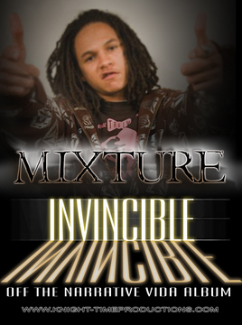 Invincible, by Mixture on OurStage