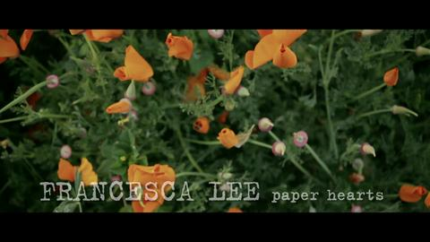 Paper Hearts Music Video, by Francesca Lee on OurStage