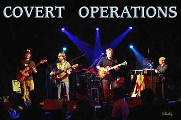 Coming Home, by Covert Operations on OurStage