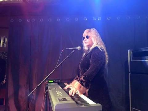 "Nightshade and Gold cover of ""Gold Dust Woman"" featuring Lauribeth, by Lauribeth  on OurStage"