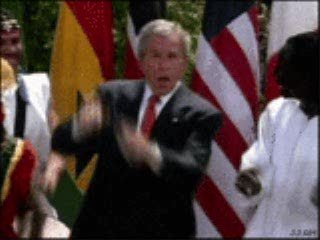 george bush drums solo, by steck on OurStage