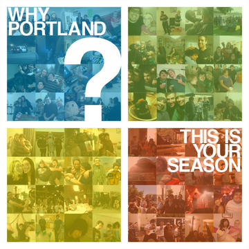 Pitter Patter, by Why Portland? on OurStage