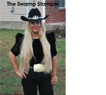The Swamp Stomper c-2009, by Mandy Mason on OurStage