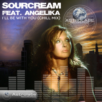 SourCream feat ANGELIKA - I'll Be With You (chill mix), by ANGELIKA on OurStage