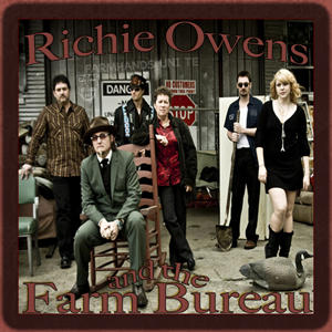 Franklin Limestone Blues, by Richie Owens and the Farm Bureau on OurStage