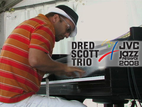 Dred Scott Trio LIVE at Newport Jazz, by OurStage Productions on OurStage