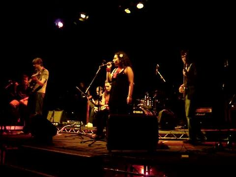 Ticking Bomb Live at The Sennheiser Studio Theatre, by Property of Nadya Shanab on OurStage
