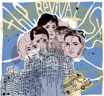 Concrete (Fish Out Of Water), by The Revivalists on OurStage
