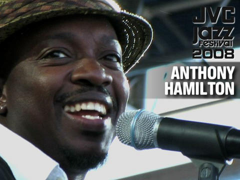 Anthony Hamilton at JVC Jazz, by OurStage Productions on OurStage