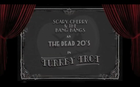 Turkey Trot - Thanksgiving Song, by Scary Cherry and the Bang Bangs on OurStage