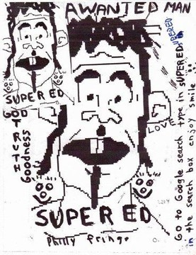 sUPERED a wanted man (part 17), by sUPERED on OurStage