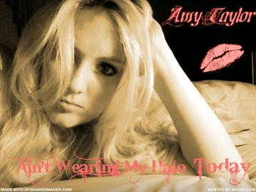 Ain't Wearing My Halo Today, by Amy Taylor on OurStage