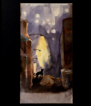 Night Falls, by Alec Hutson on OurStage