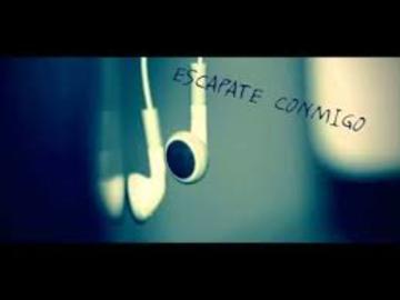 ESCAPATE CONMIGO, by EL JUGADOR on OurStage