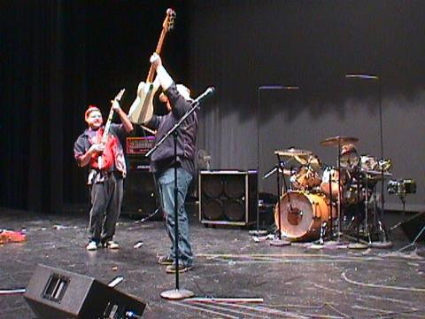 Live at Plano High , by CENTER DRIVE on OurStage