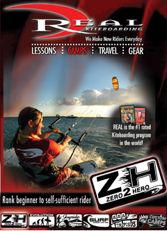 Zero2Hero, by Real Kiteboarding on OurStage