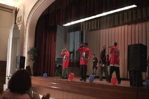 4FATHERS ENT. $1000 SHOWCASE(BALTIMORE) SMITTY BLANCO VS. ABYSS, by ABYSS on OurStage