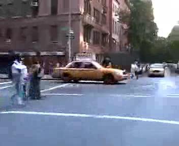 BIKING IN GREENWICH VILLAGE NYC, by Steve Dressler on OurStage