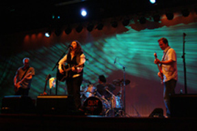 Hawaii Live at The World Cafe September 2, 2007, by Courtney Fairchild on OurStage