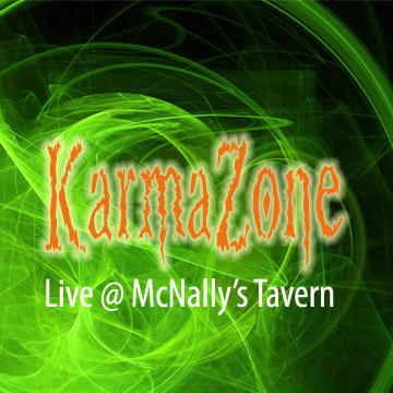 KarmaZone LIVE, by CoelacanthDance on OurStage