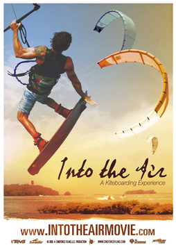 Into The Air: A Kiteboarding Experience, by Big Thing! on OurStage