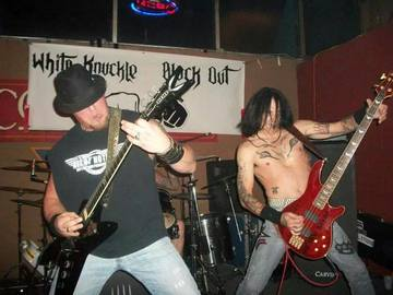 All I Got, by White Knuckle Black Out on OurStage