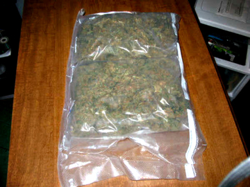 Pound Of Kush, by CottonMouf on OurStage