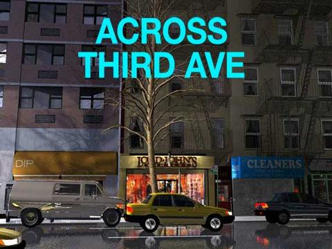 Across Third Avenue, by Abby Digital on OurStage