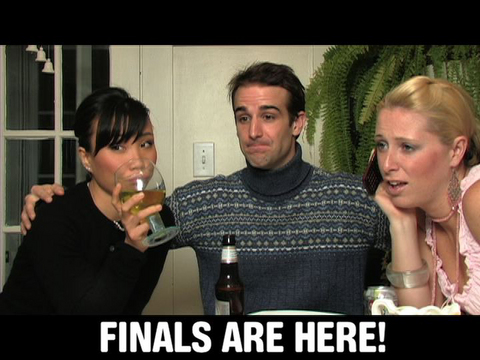 last day of finals week!, by ThangMaker on OurStage