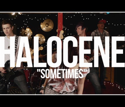Sometimes, by Halocene on OurStage