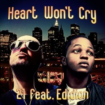 Heart Won't Cry, by Edidion on OurStage