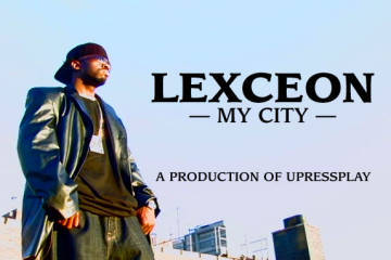 Lexceon: My City Music Video, by upressplay on OurStage