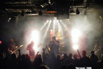 Through the Darkness, by Rusted Soul on OurStage