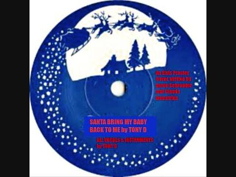 (The Video) Santa Bring My Baby Back (To Me) by Tony D, by TONY D  on OurStage