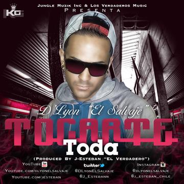 Tocarte Toda, by D'Lyon
