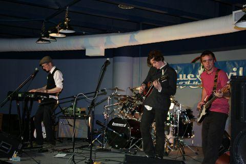Live at UW-Stout's Underground in Menomonie, WI 01/25/08, by Imaginary Jack on OurStage