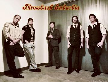 Head over heels, by Throwback Suburbia on OurStage