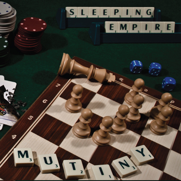 Choice And Consequence, by Sleeping Empire on OurStage