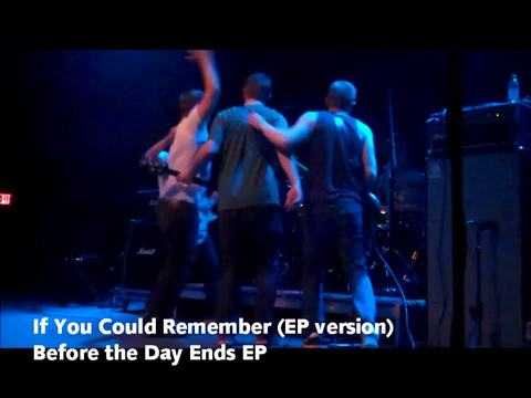 Send the City - If You Could Remember (EP Version), by Send the City on OurStage