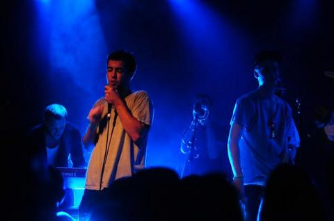 """Sam Lachow Performs """"Thank You For Tonight"""" Live at Neumos Seattle, by Sam Lachow on OurStage"""