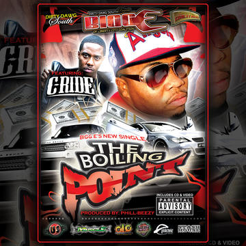 """Bigg Erupshun's """"The Boiling Point, by Bigg Erupshun on OurStage"""