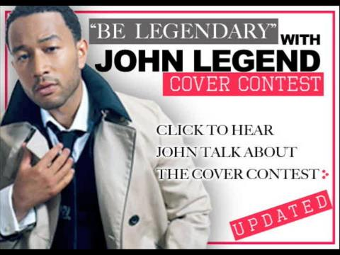 """John Legend """"Be Legendary Contest"""", by OurStage Productions on OurStage"""