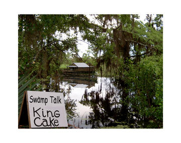 Swamp Talk, by King Cake on OurStage
