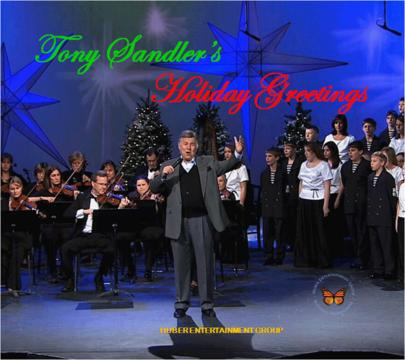 Tony Sandler's Holiday Greetings, by Tony Sandler on OurStage