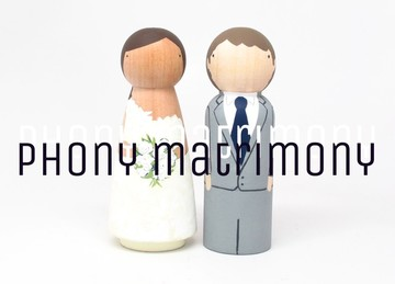 Phony Matrimony, by Pep Dalessandri on OurStage