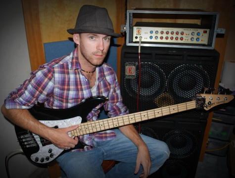 Wesley Cole Bass Solo Snippet, by Wesley Cole with Analogue Playground on OurStage