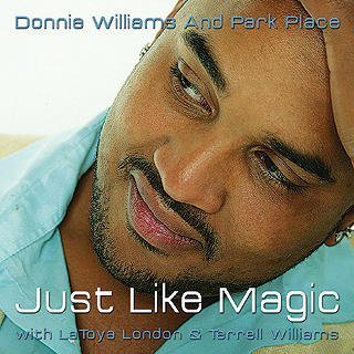 Higher Power, by Donnie Williams and Park Place on OurStage