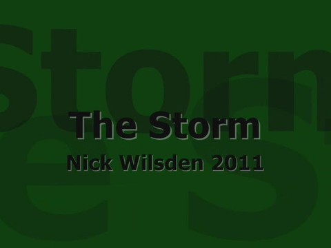 The Storm, by Nick Wilsden on OurStage